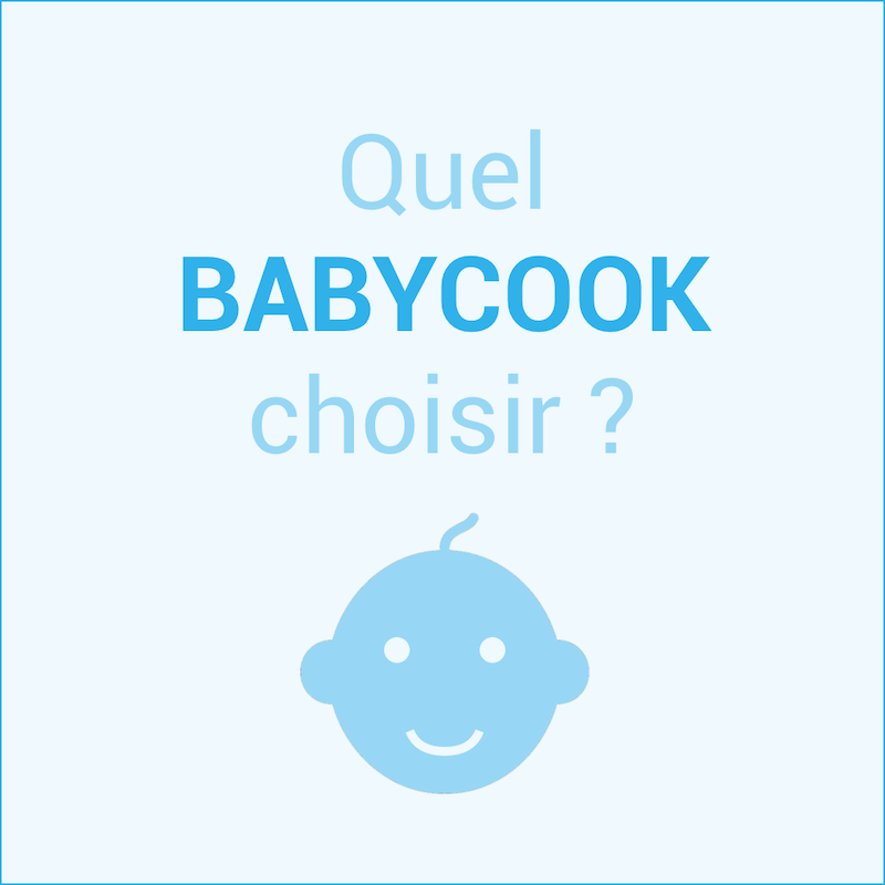 Guide achat Babycook