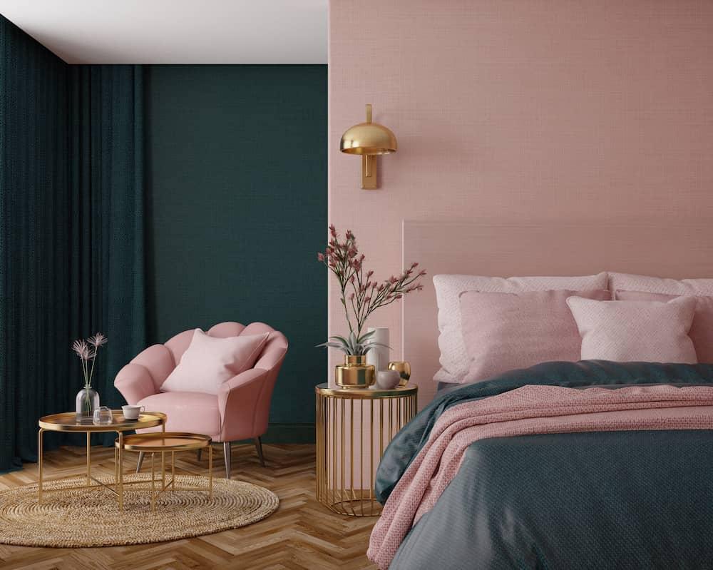 Déco : quelles sont les tendances de l'automne 2020 ? les couleurs d'automne pour son intérieur, des couvertures du lit