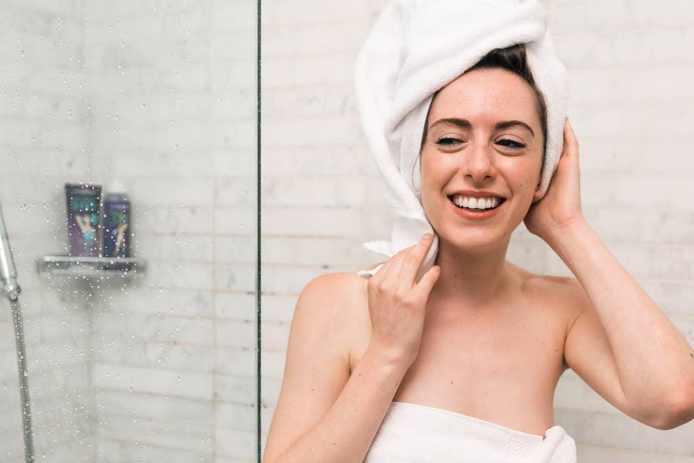 Le mitigeur de douche mitigeur de douche thermostatique pensé pour prévenir les accident domestique dans la salle de bain. Il régule le chaud et le froid pour une douche serreine